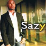 Sazy finalising debut album mixes this week.